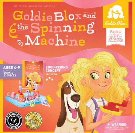 GoldieBlox 1-
