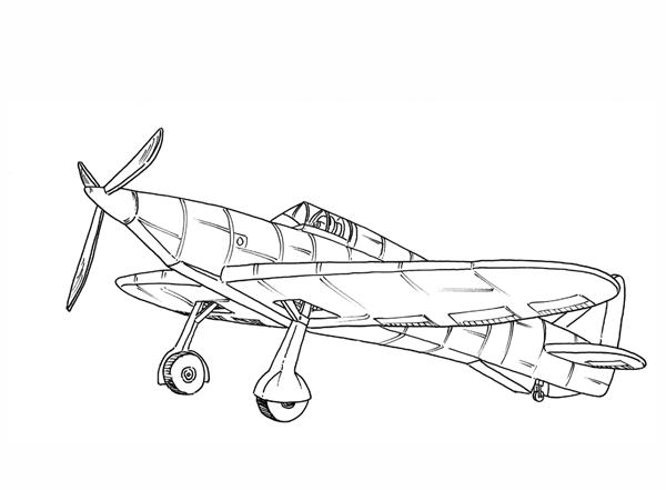 Elsie-MacGill-Hurricane-Hawker