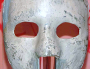 Jacques Plante Hockey Mask