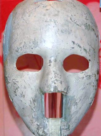 Jacques Plante_Mask